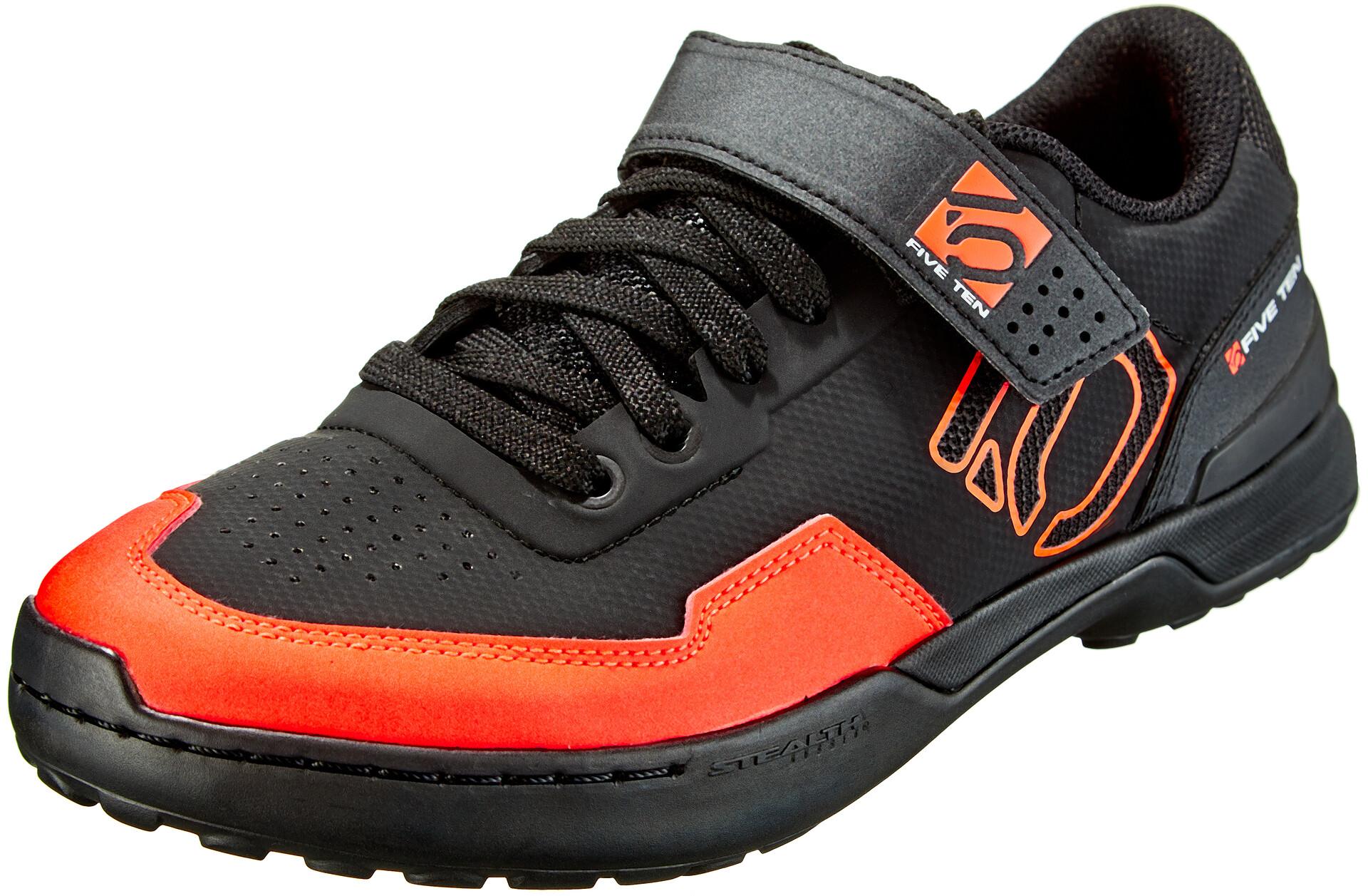 adidas Five Ten Kestrel Lace Chaussures pour VTT Homme, core blacksolar redgrey two